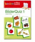 LÜK bambinoLÜK Buch Bilder Quiz 1 ab 3 Jahren 7866