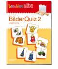 LÜK bambinoLÜK Buch Bilder Quiz 2 ab 3 Jahren 7867