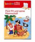 LÜK bambinoLÜK Buch Der kleine Pirat Pit und seine Mannschaft ab 3 Jahren 7881