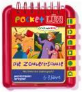 LÜK pocketLÜK Set Buch und Kontrollgerät Die Zaubererschule ab 6 Jahren 8514
