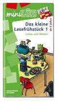LÜK miniLÜK Buch Das kleine Lesefrühstück 1 ab 5 Jahren 109