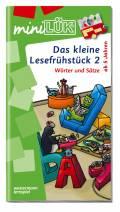 LÜK miniLÜK Buch Das kleine Lesefrühstück 2 ab 5 Jahren 110