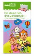 LÜK miniLÜK Buch Die kleine Seh- und Denkschule 1 ab 5 Jahren 128