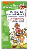 LÜK miniLÜK Buch Die kleine Seh- und Denkschule 2 ab 5 Jahren 129