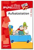LÜK miniLÜK Buch Aufsatzstation 2. / 3. Klasse ab 7 Jahren 183