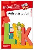 LÜK miniLÜK Buch Aufsatzstation 3. / 4. Klasse ab 8 Jahren 184