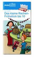 LÜK miniLÜK Buch Das kleine Rechenfrühstück bis 10 für Kinder ab 5 Jahren 268