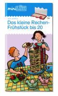 LÜK miniLÜK Buch Das kleine Rechenfrühstück bis 20 für Kinder ab 6 Jahren 269