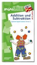 LÜK miniLÜK Buch Addition und Subtraktion ab 5 Jahren 277
