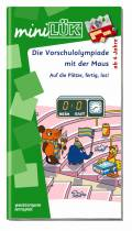 LÜK miniLÜK Buch Die Vorschulolympiade mit der Maus 2 ab 4 Jahren 347