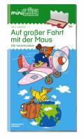 LÜK miniLÜK Buch Auf großer Fahrt mit der Maus ab 5 Jahren 357