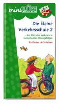 LÜK miniLÜK Buch Die kleine Verkehrsschule 2 ab 5 Jahren 454