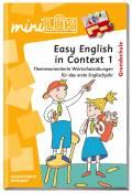 LÜK miniLÜK Buch English in Context 1 ab 6 Jahren 464