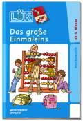LÜK Buch Das große Einmaleins ab 8 Jahren 508