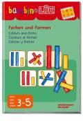LÜK bambinoLÜK Buch Farben und Formen ab 3 Jahren 622
