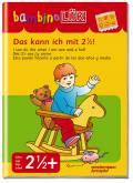 LÜK bambinoLÜK Buch Das kann ich mit 2 1/2! ab 2 1/2 Jahren 643