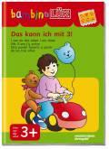 LÜK bambinoLÜK Buch Das kann ich mit 3! ab 3 Jahren 644
