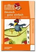 LÜK Buch Deutsch ganz einfach 3 ab 6 Jahren 913