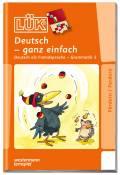 LÜK Buch Deutsch ganz einfach 4 ab 6 Jahren 914