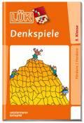 LÜK Buch Denkspiele 1 ab 8 Jahren 941