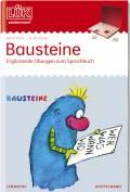 LÜK Buch Deutsch Bausteine Ergänzende Übungen zum Sprachbuch Doppelband ab 9 Jahren 244949