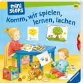 Ravensburger ministeps Buch Komm, wir spielen, lernen, lachen 31996