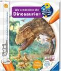 Ravensburger tiptoi Buch Wieso? Weshalb? Warum? Wir entdecken die Dinosaurier 32924