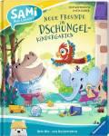 Ravensburger Buch SAMI Dein Lesebär ! Neue Freunde im Dschungel-Kindergarten 46038
