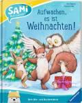 Ravensburger Buch SAMI Dein Lesebär ! Aufwachen, es ist Weihnachten! 46041