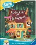 Ravensburger Buch SAMI Dein Lesebär ! Abenteuer im Angebot 46044