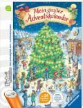 Ravensburger tiptoi Buch Adventskalender Mein großer Adventskalender 49176
