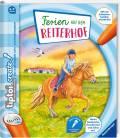 Ravensburger tiptoi Buch Create Ferien auf dem Reiterhof 65886