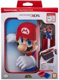 Bigben Nintendo New 3DS XL Tasche Essential Pack Mario Case AL105564