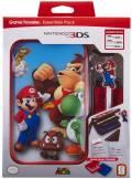 Bigben Nintendo New 3DS XL Tasche Essential Pack Mario Donkey Kong Case AL105564