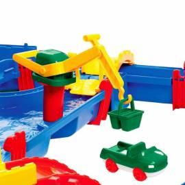 AquaPlay Outdoor Wasser Spielzeug Wasserbahn MegaBridge Brücke 8700001528 - Bild vergrößern