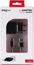 Bigben Nintendo Switch Ladegerät inkl. Ladekabel schwarz BB355062