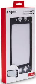 Bigben Nintendo Switch Schutzhülle Silikon Glove Case grau BB354881