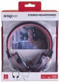 Bigben Nintendo Stereo Kopfhörer Switch 2DS 3DS schwarz rot BB358209
