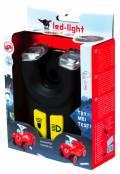 BIG Outdoor Spielzeug Licht und Hupe Bobby Car LED Light + Horn schwarz 800056468