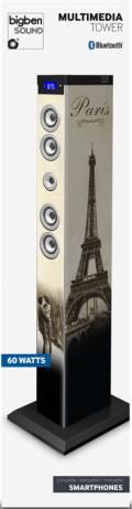 Bigben Bluetooth Lautsprecher System Sound Tower TW9 Paris II AU343397