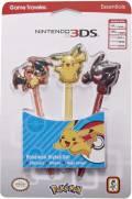 3 Bigben Nintendo Universal Stylus Pokemon DSi 2DS 3DS XL New farbig AL107391