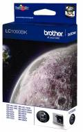 Brother Druckerpatrone Tinte LC-1000 BK black, schwarz