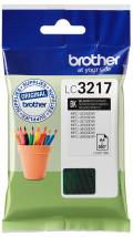 Brother Druckerpatrone Tinte LC-3217 BK black, schwarz