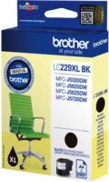 Brother Druckerpatrone Tinte LC-229 XL BK black, schwarz