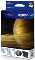 Brother Druckerpatrone Tinte LC-1100 BK black, schwarz