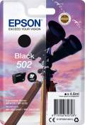Epson Druckerpatrone Tinte 502 T02V1 BK black, schwarz