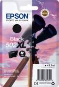 Epson Druckerpatrone Tinte 502 XL T02W1 BK black, schwarz