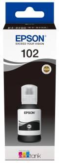 Epson Tintenbehälter Tinte 102 T03R1 BK black, schwarz