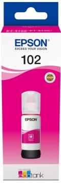 Epson Tintenbehälter Tinte 102 T03R3 M magenta, rot