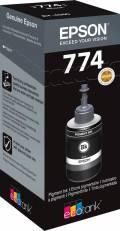 Epson Tintenbehälter Tinte 774 T7741 BK black, schwarz